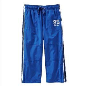Osh Kosh 3T Toddler Boys Joggers Wind Pants